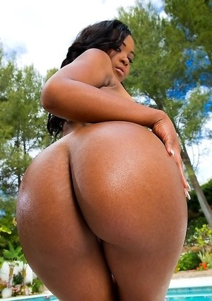 Big Ebony Booty Pictures