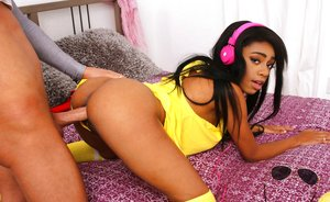 Ebony Doggystyle Pictures