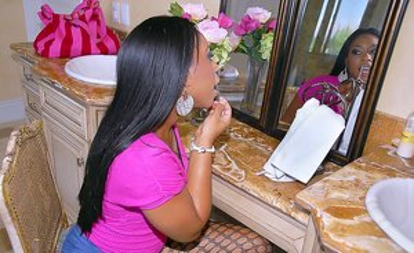 Ebony Models Pictures