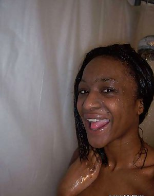 Ebony in Bath Pictures