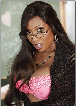Ebony Teacher Pictures