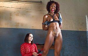 Ebony Pornstar Pictures