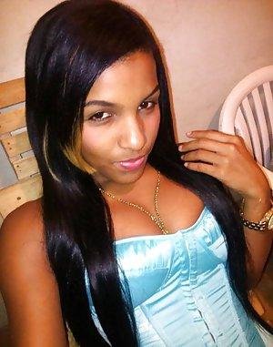 Ebony Selfshot Pictures
